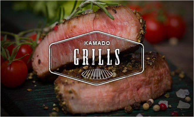 View our Vision Kamado Grills