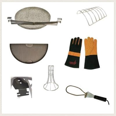 Vision grills accessory pack
